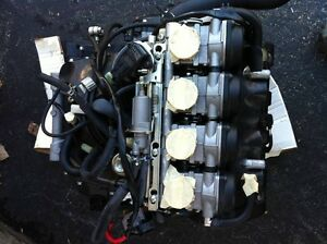 YAMAHA R6 2007 COMPLETE ENGINE CARBURATORS  WITH ONLY 1900MI Windsor Region Ontario image 8