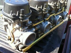 RARE GSXR750 38mm CARBURETORS Windsor Region Ontario image 3