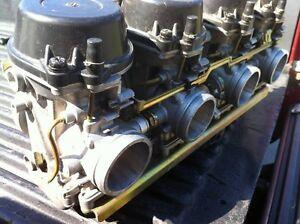 RARE GSXR750 38mm CARBURETORS Windsor Region Ontario image 3