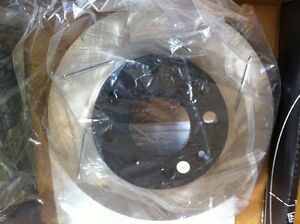 1990 - 2000 Honda Civic Powerslot Slotted Front Brake Rotor West Island Greater Montréal image 2