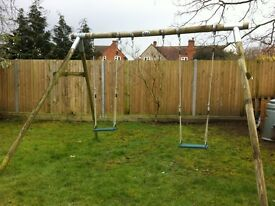 TP kids garden swing set