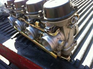 RARE GSXR750 38mm CARBURETORS Windsor Region Ontario image 2