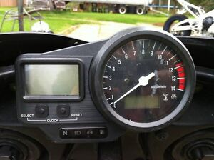 YAMAHA R1 98-99 GAGES/INSTRUMENT CLUSTER