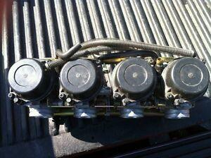 RARE GSXR750 38mm CARBURETORS Windsor Region Ontario image 1
