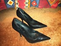 Aldo High Heels Black Size 8