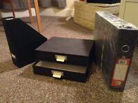 Storage and filing furniture