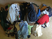 Boys fall/winter clothes size 18-24M