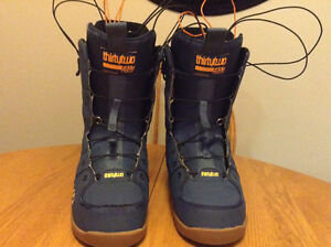 Men's Thirty two snowboard boots- size 7