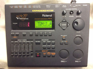 Roland TD 10 Expanded TDW-1