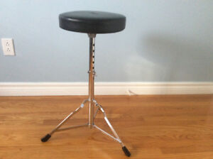 Drum stool or throne