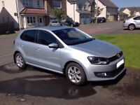 2012 (62 plate) Volkswagen Polo 1.4 Match DSG 20,750 mls FSH Reduced Price