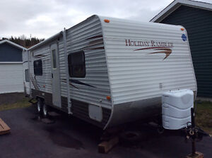 2011 holiday rambler travel trailer for sale