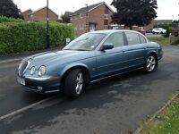 Jaguar s type se auto