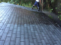 MOSS REMOVAL by MOSSOFF Roof Cleaning