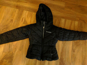 Girl's Size 4/5 (XXS) Columbia Winter Jacket, Euc London Ontario image 1