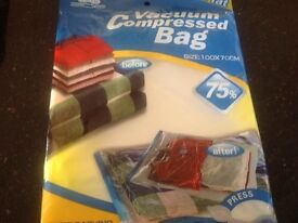 10 Compressed saver bags reduced