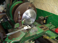 General Machining and welding