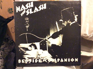 Vintage Vinyl For Sale - Nash The Slash London Ontario image 1