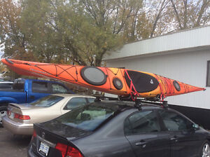"17"" Wilderness Systems Tempest Touring Kayak"