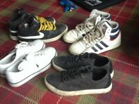 Mens size 7 trainers