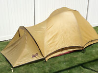 Tent and Backpackers Package