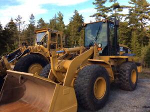 Cat 938g loader