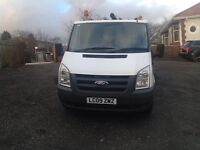 FORD TRANSIT S/W/B 09PLATE DIRECT BT F/S/H NO VAT