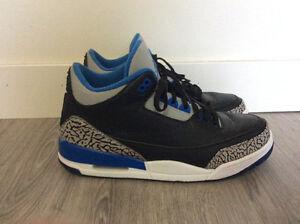 Jordan 3 Sport Blue READ IN THE DESCRIPTION