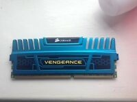 Corsair Vengeance DDR3 4GB 1600MHZ