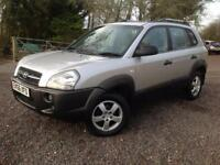 Hyundai Tucson 2.0CRTD AUTOMATIC GSI GENUINE LOWS MILES OF ONLY 53000