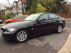 BMW 3 SERIES 2007 MODEL SPORT DIESEL GREAT SPEC 6 SPEED !!!