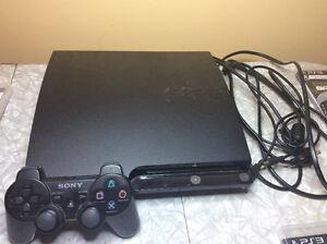 PlayStation 3 model CECH-2501B (250 GB)