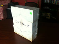 Diablo 3 Colloectors Edition Brand New SEALED