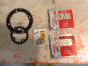 PC1051 10sd , pads, bb & 22/33 rings 10sp
