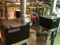 Plumbing heating gas Services