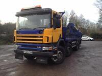 Scania 114c 340