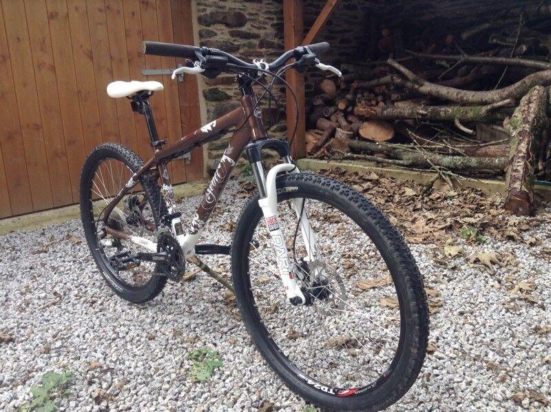 Scott Contessa 20 Women\'s Hardtail Mountain Bike Medium 15.5 inch ...