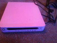 Pink DVD player $20