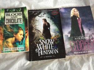 English books 4$ each.