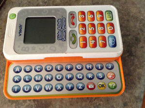 Vtech - Slide & Talk Smart Phone - for toddler London Ontario image 3