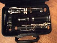 Yamaha BB Clarinet