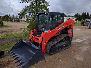 2016 KUBOTA Skid Steer - With Attachments - SALE PENDING