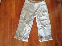 NEW - Women's The North Face Flight Series 3/4 crop pants (4)