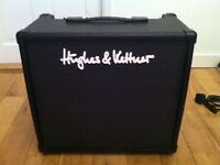 Hughes & Kettner Edition Blue 60R electric guitar amplifier with reverb