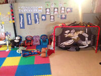 Little Munchkins Home Daycare in Gatineau-$25 a day!