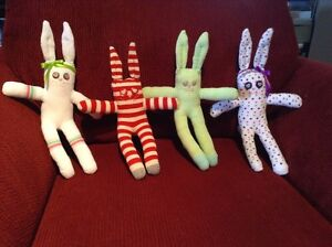 Hand Made Sock Animals