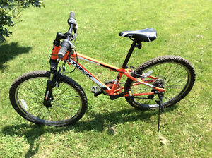Mountain bike (525.00 new)