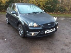 FORD FOCUS ST 3 5 DOOR 07 PLATE