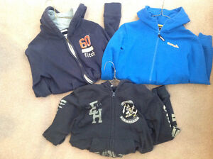 Boy's hoodies size Large