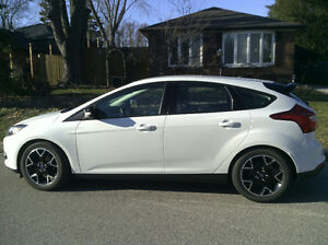2013 Ford Focus Hatchback SE